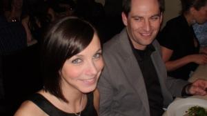 Teresa and Alan