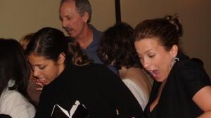 Janina hits La Maison du Chocolat while Christina discovers her fave Dagoba Xocolatl bar.
