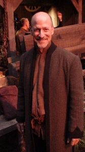 Joel Polis as Elson, owner of Elson\'s Old Time Intergalactic Tavern.