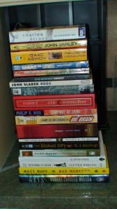 My Summer Reading Pile