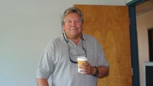 Director of Photography Jim Menard