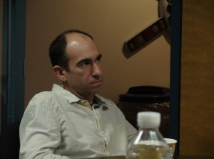 Rob plots the episode's third act.  Oh, and murder.