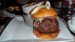 The DB Burger!