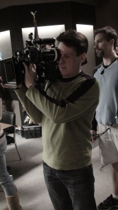 Camera Operator Greg Fox