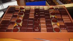 La Maison du Chocolat 122 piece Coffret Maison.