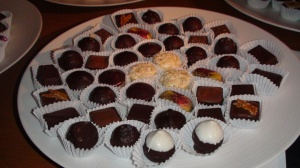 Wen Chocolates truffle assortment.
