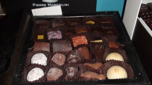 Pierre Marcolini Conoisseur Collection.