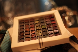 Richart Chocolates (photo compliments of Lawren Bancroft-Wilson)