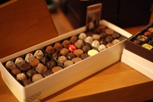 Tesucher Chocolates (photo compliments of Lawren Bancroft- Wilson)