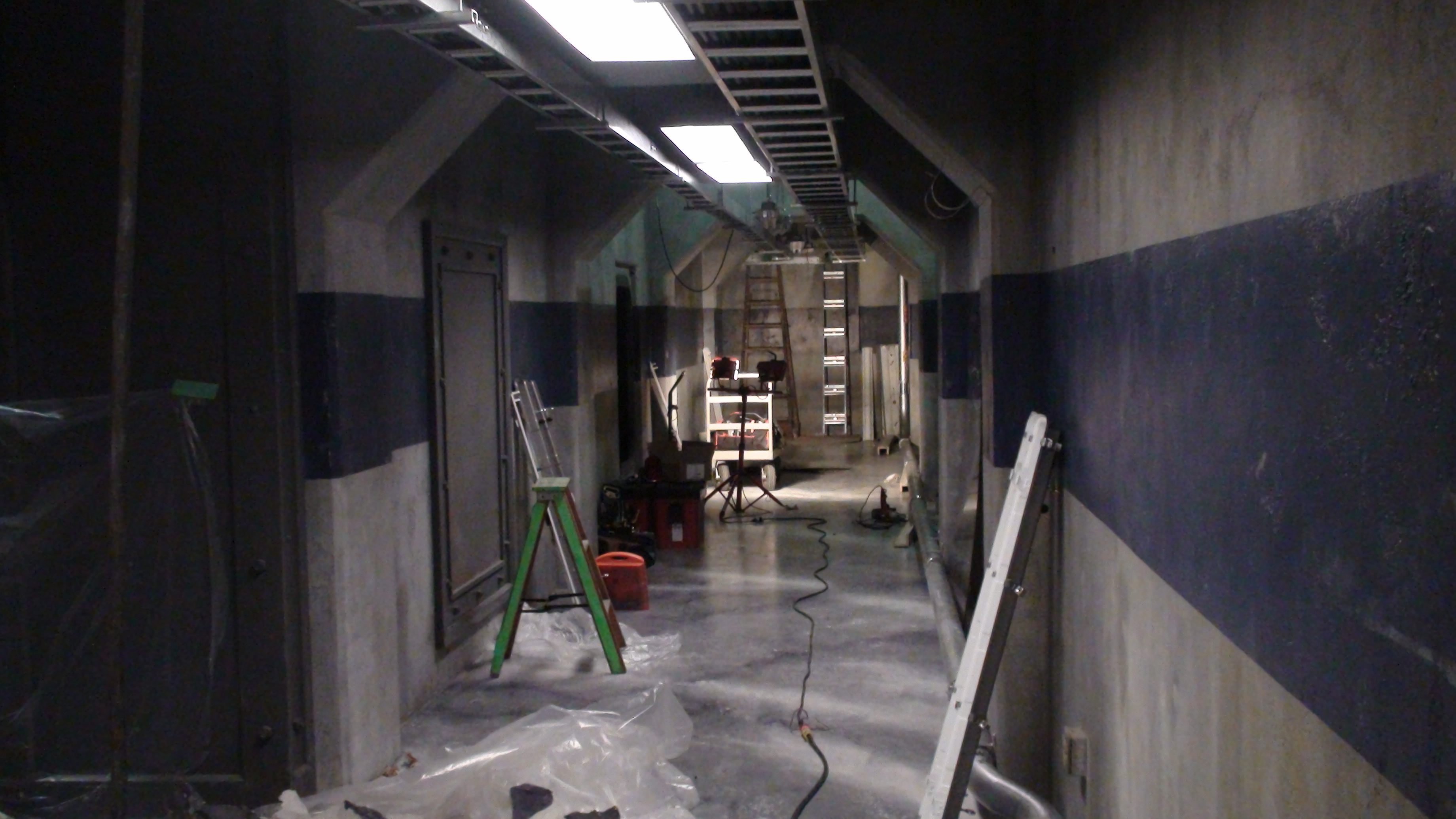 May 3, 2009: Transforming Stage 5 From Stargate Command to ...
