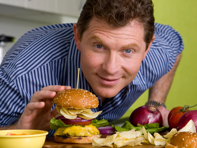 Bobby Flay, American celebrity chef, restaurateur
