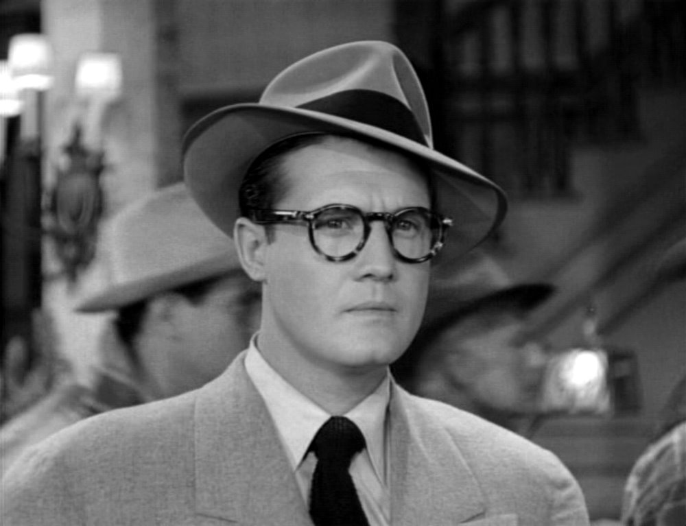 George Reeves Clark Kent Superman and th...