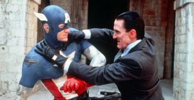 Captain America 1990 Film Reviews By Resident Film