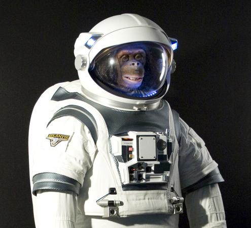 monkey astronaut movie - photo #6