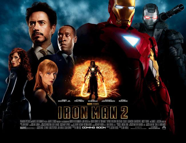 Resultado de imagen para iron man 2