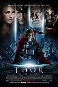 Thor - poster