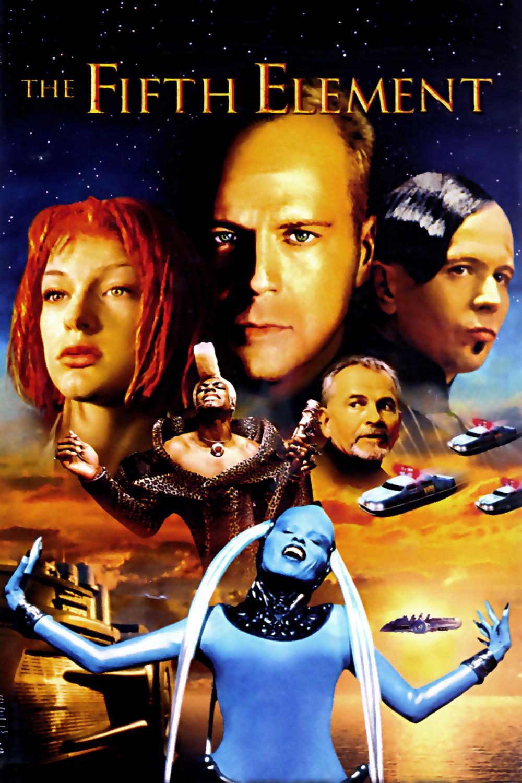 The Fifth Element / მეხუთე ელემენტი (ქართულად ონლაინი)