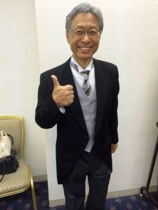 Akemi's father is always genki