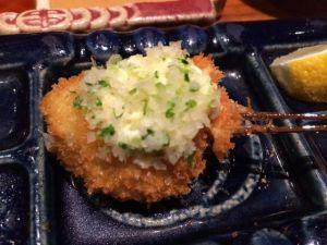 Shitake mushroom?  I think.