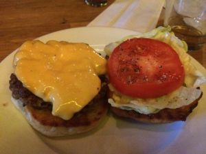 The best burgers in town!