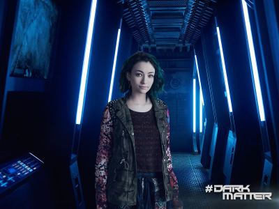 May 27, 2015: Another Dark Matter sneak peek! Don't mess ...