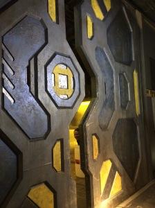 What's behind the big doors?