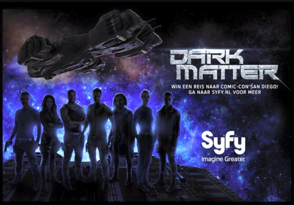It is hard to pick' - 'Dark Matter' creator Joseph Mallozi says in
