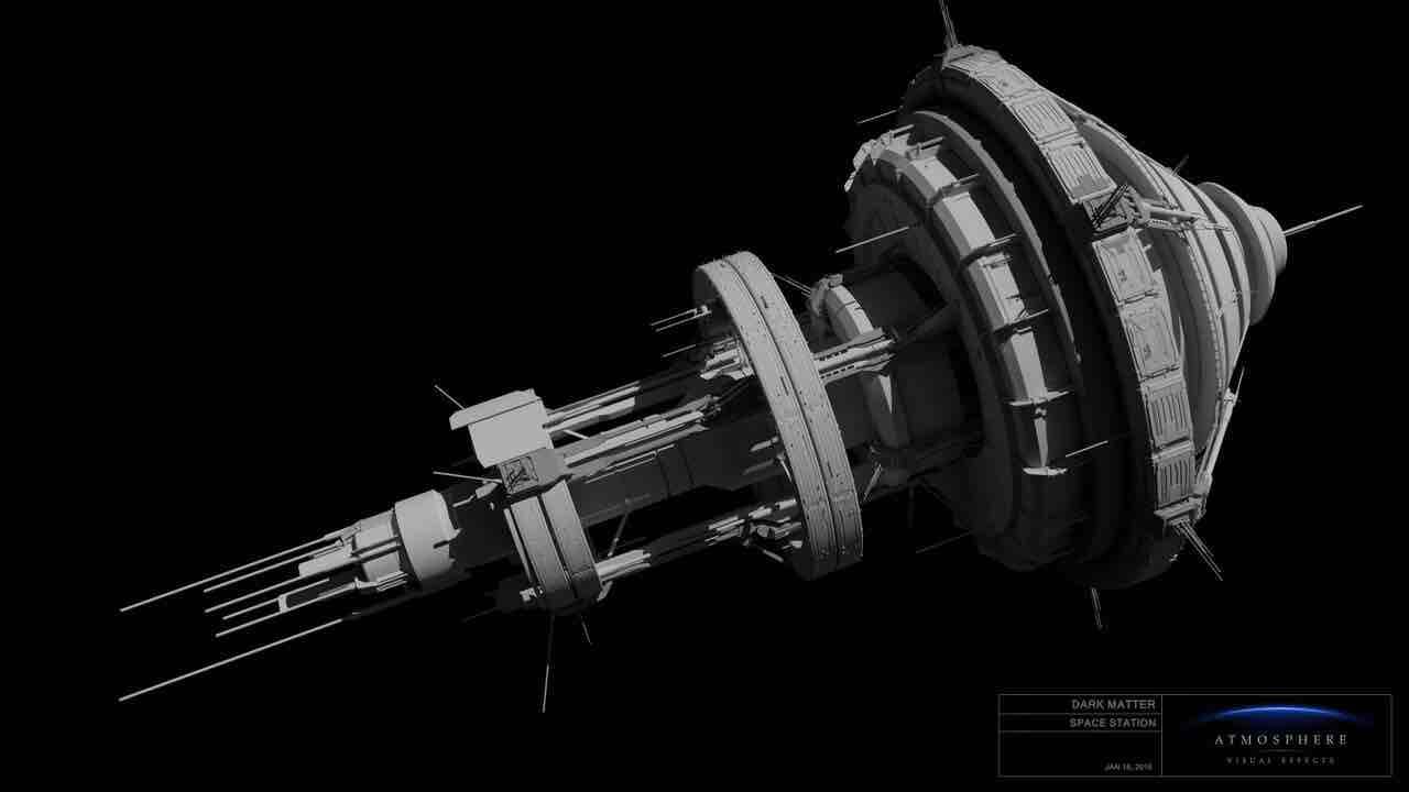 dark matter space station - photo #24