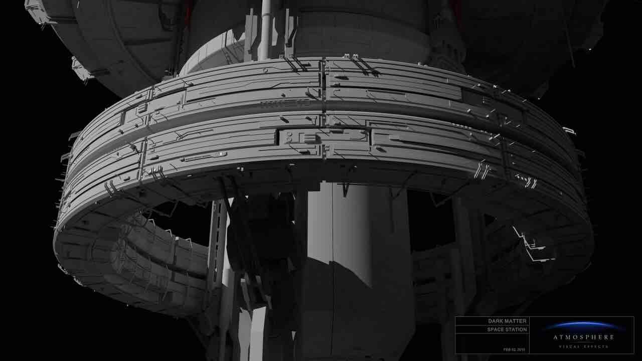dark matter space station - photo #15