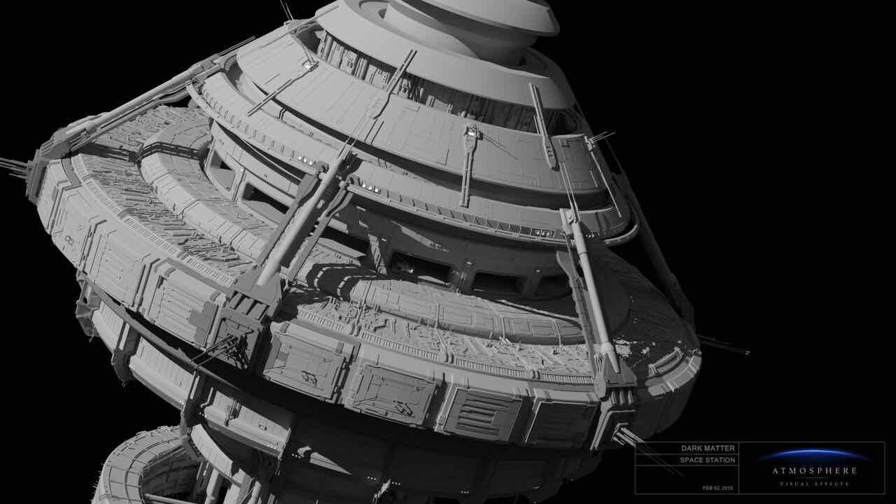 dark matter space station - photo #22