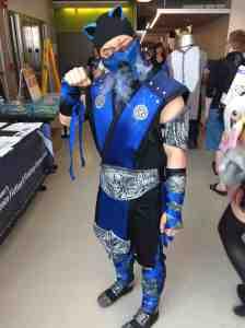 Mortal Kombat's Sub-Zero