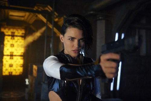 OITNB's Ruby Rose gunning for trouble!