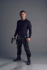 DARK MATTER -- Season:1 -- Pictured: Alex Mallari Jr. as Four -- (Photo by: Dennys/Ilic/Syfy)