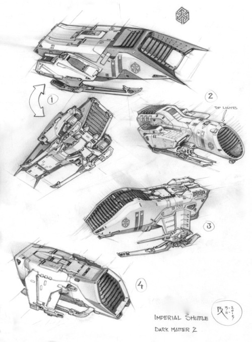 IKEDA Imperial Shuttle sketches 1-4_16nov,2015_BR