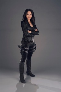 DARK MATTER -- Season:1 -- Pictured: Melissa O'Neil as Two -- (Photo by: Dennys/Ilic/Syfy)