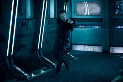 "DARK MATTER -- "" I've Seen The Other Side of You "" Episode 203 -- Pictured: Anthony Lemke as Three -- (Photo by: Christos Kalohoridis/Prodigy Pictures/Syfy)"