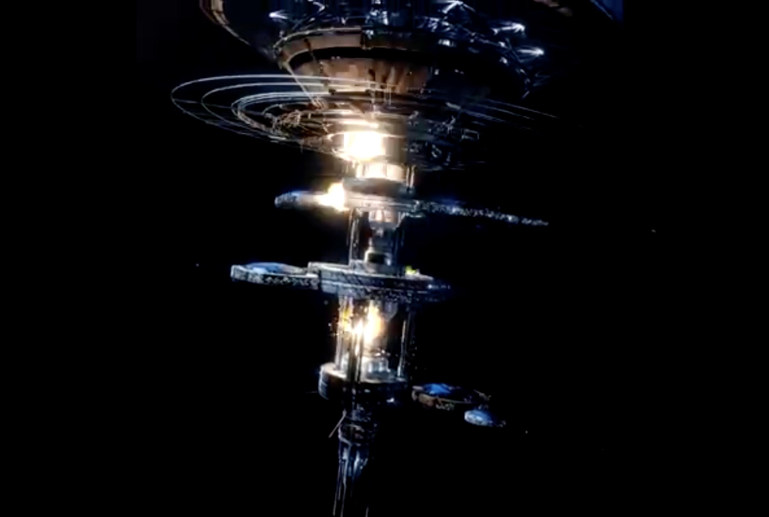 dark matter space station - photo #11